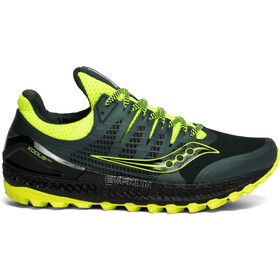 saucony Xodus ISO 3 Shoes Men, green/citron